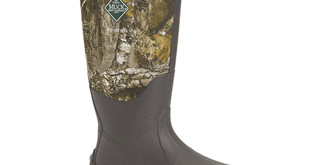 Muck Boot Men's Woody Max Realtree Edge
