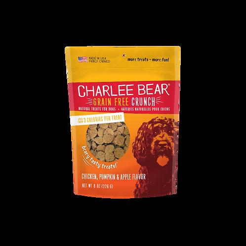 Charlee Bear Grain Free Chicken, Pumpkin & Apple Flavor