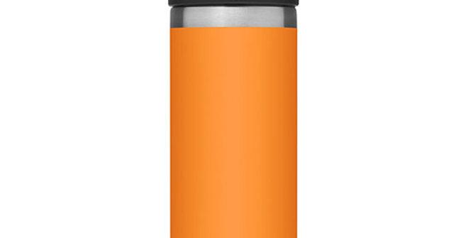Yeti Rambler 18 oz Bottle - King Crab Orange