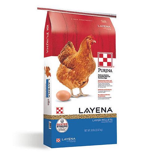 Purina Layena Pellets - 25 lb. bag