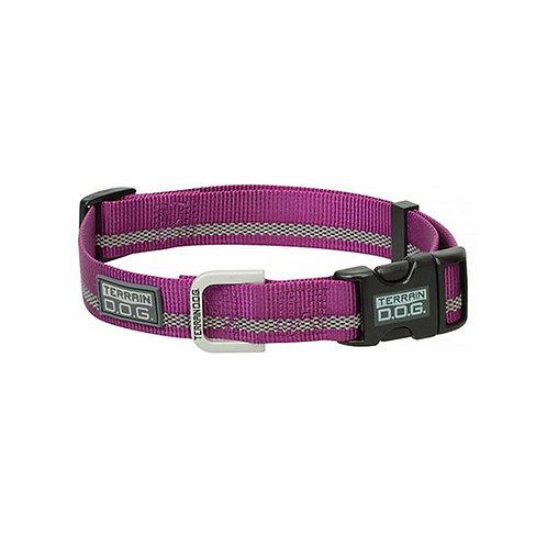 Terrain D.O.G. Reflective Snap-N-Go Adjustable Dog Collar