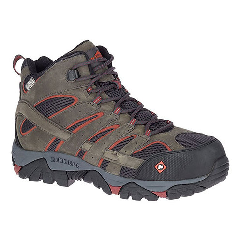 Merrell Men's Moab Vertex Mid Work Boot
