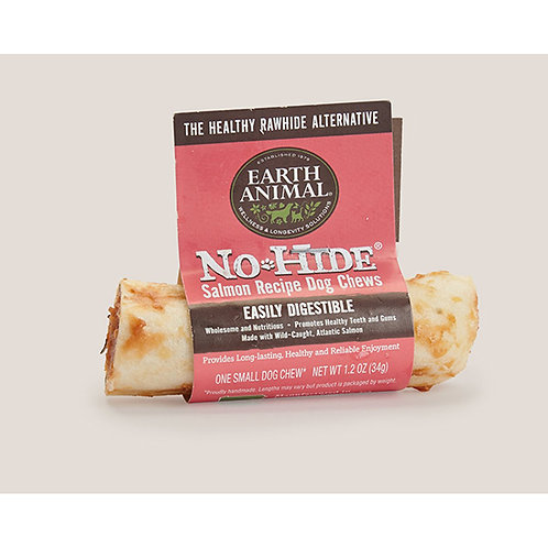 No Hide Salmon Recipe Dog Chews - Small