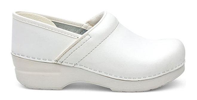 Dansko Professional White Box Clog