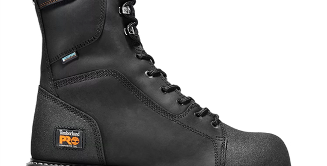 Timberland Pro Men's Rip Saw Composite Toe Logger Boot