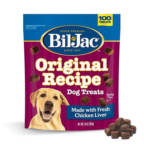 Bil Jac Original Recipe Dog Treats with Fresh Chicken Liver