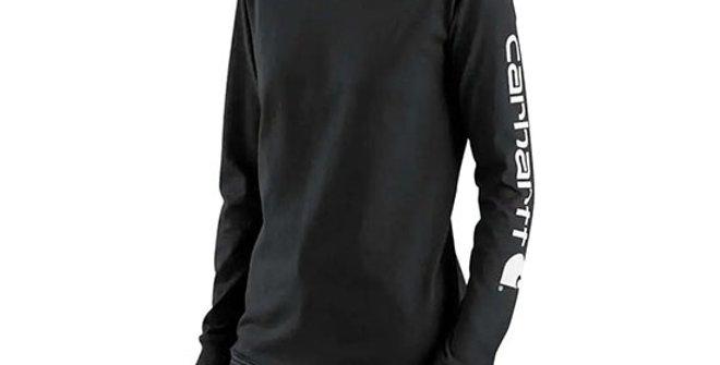 Carhartt Women's Workwear Long-Sleeve T-Shirt