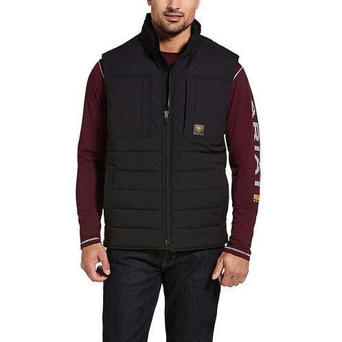 Ariat Rebar Men's Valiant Ripstop Insulated Vest