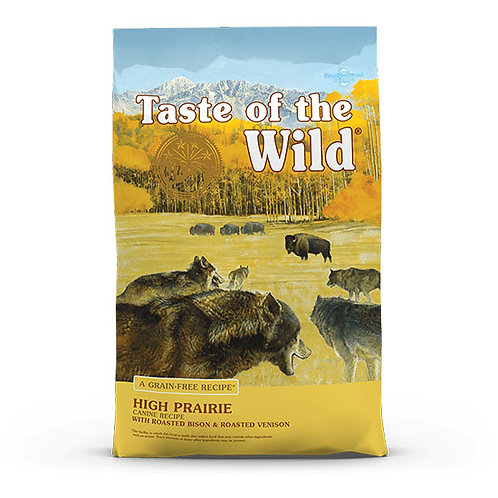 Taste of the Wild High Prairie Canine - 14 lb. bag