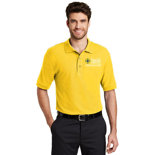 Port Authority Silk Touch Polo Sunflower Yellow