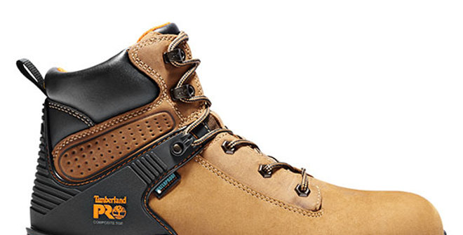 Timberland Pro Men's Hypercharge 6-inch Composite Toe Wok Boot