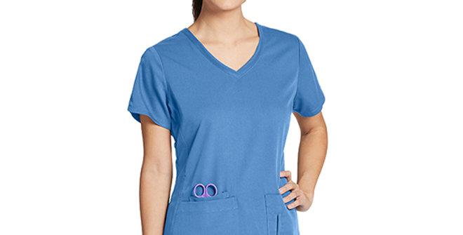 Grey's Anatomy 4 Pocket V-Neck Scrub Top