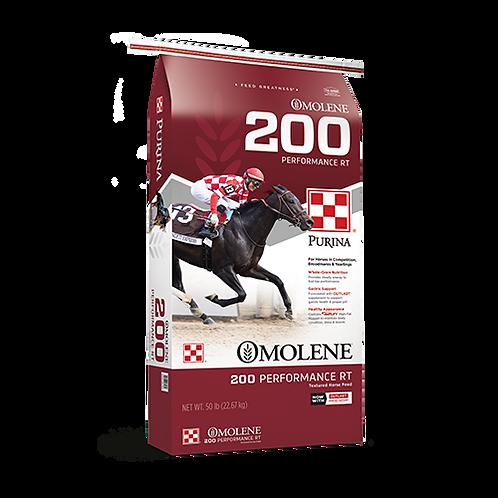 Purina Omolene 200 Mare and Foal - 50 lb. bag