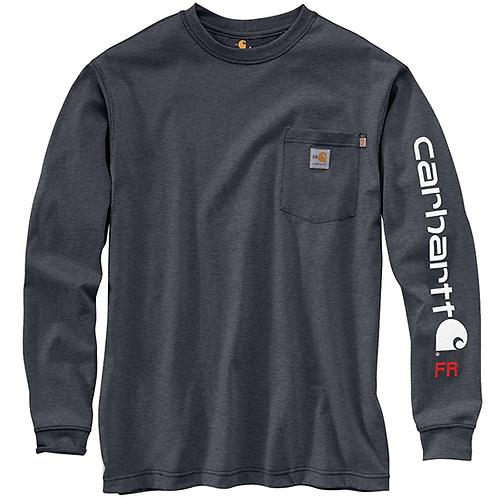 RWEC Carhartt Force Men's FR Signature Logo T-Shirt