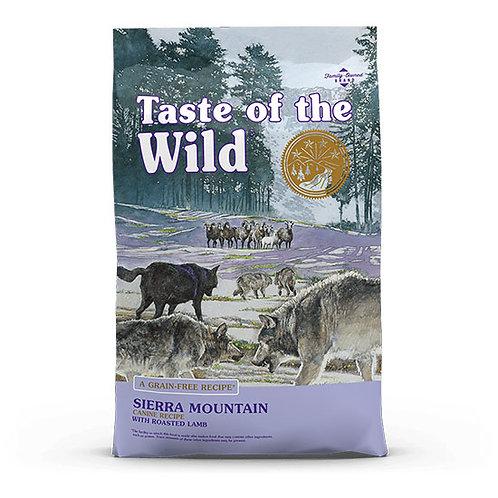 Taste of the Wild Sierra Mountain Canine - 14 lb. bag