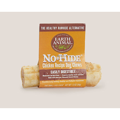 No Hide Chicken Recipe Dog Chews - Small