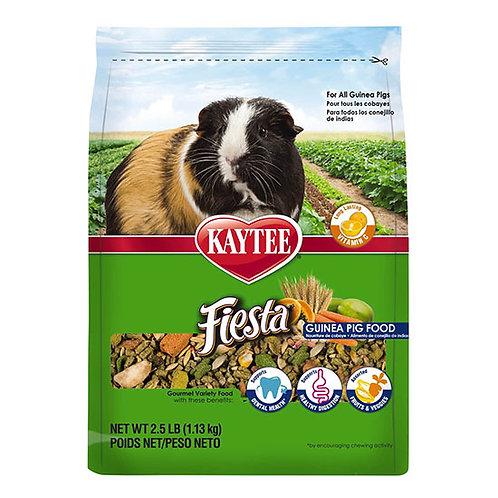 Kaytee Fiesta Guinea Pig Food - 4.5 lb. bag