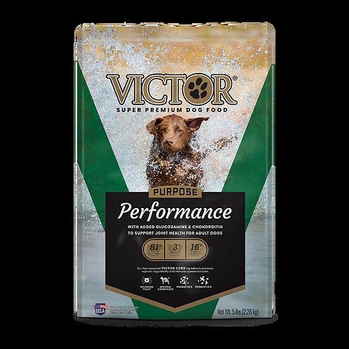 Victor Purpose Performance - 40 lb. bag