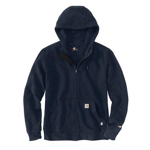 SVEC Carhartt Women's Force Relaxed Fit Zip Front Sweatshirt
