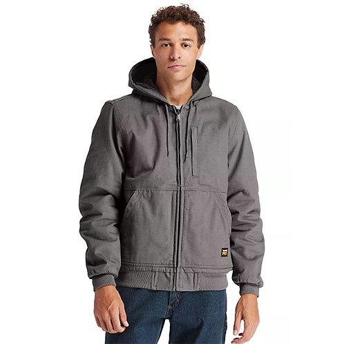 Timberland Pro Men's Gritman Line Hooded Canvas Jacket