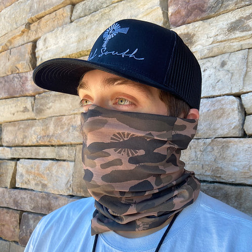 Old South Camo Gaiter