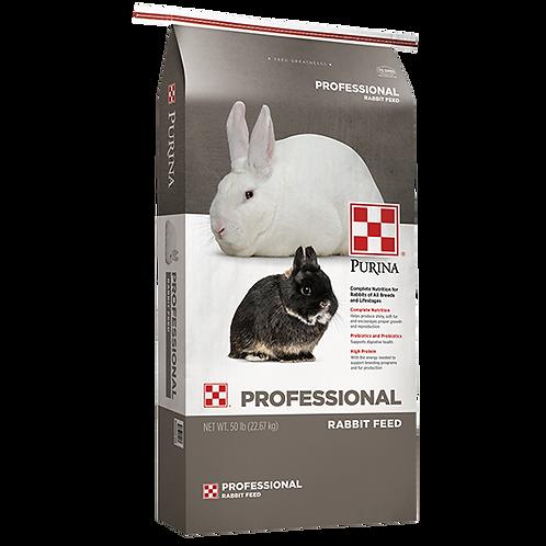 Purina Professional Rabbit Feed - 50 lb. bag