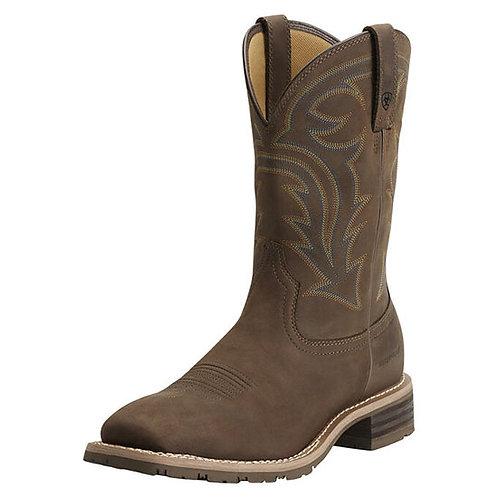 Ariat Men's Hybrid Rancher Waterproof Western Boot
