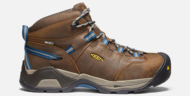 Keen Men's Detroit XT Waterproof Work Boot