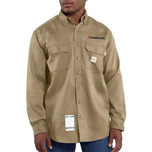 FBT Carhartt FR Lightweight Twill Shirt