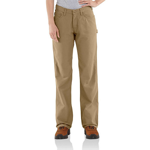 Carhartt Men's Flame-Resistant Loose Fit Canvas Pant