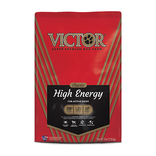 Victor Classic High Energy - 5 lb. bag