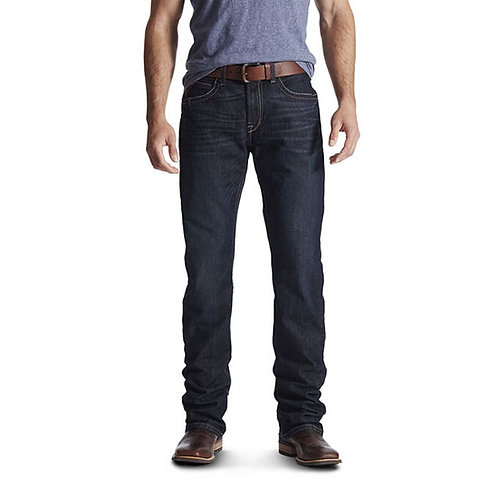 Ariat Rebar Men's M4 DuraStretch Edge Boot Cut Jean