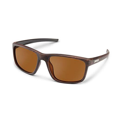 SunCloud Optics Brown Respek Sunglasses
