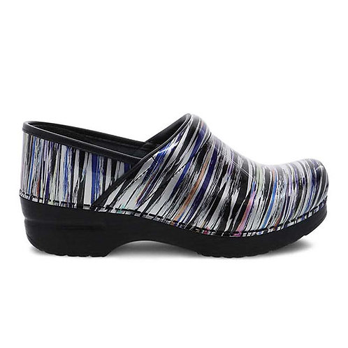 Dansko Professional Striped Patent