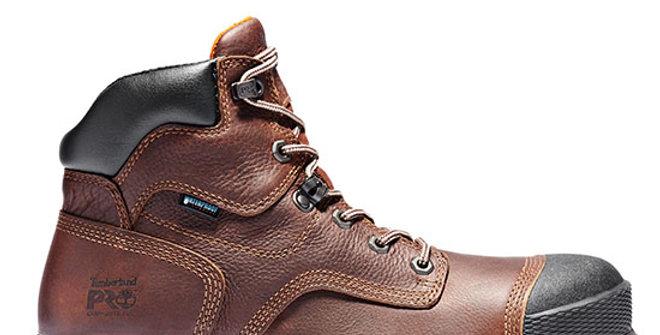 Timberland Pro Men's Helix 6-inch Composite Toe Wok Boot