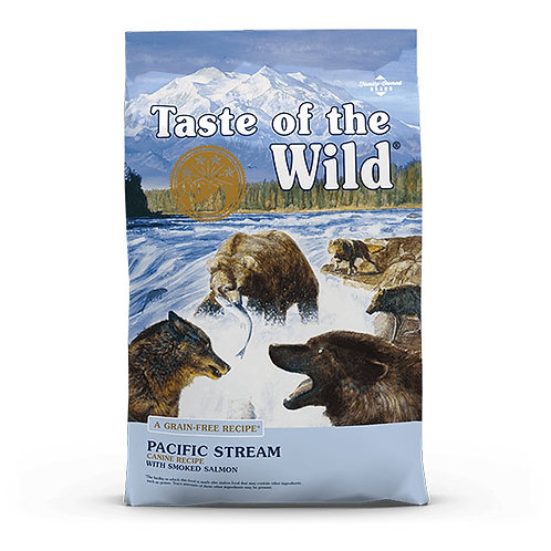 Taste of the Wild Pacific Stream Canine - 14 lb. bag