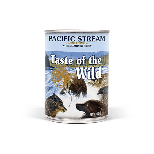 Taste of the Wild Pacific Stream Canine Can