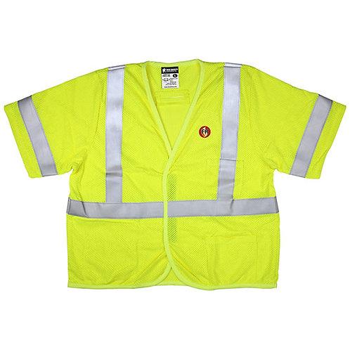 FBT MCR FR Safety Vest Class 3