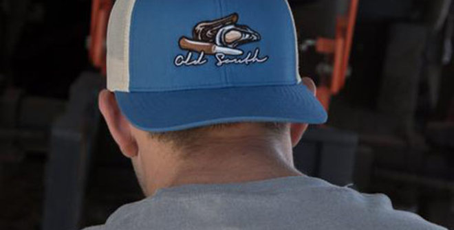 Old South Oyster Opener Trucker Hat