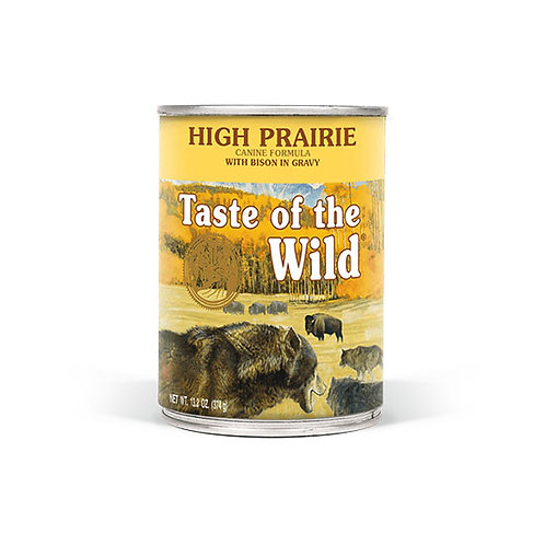 Taste of the Wild High Prairie Canine Can