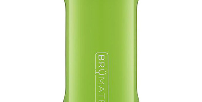 Brumate Hopsulator Electric Green 12-oz
