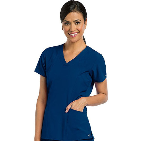 Barco One 5-Pocket V-Neck Top
