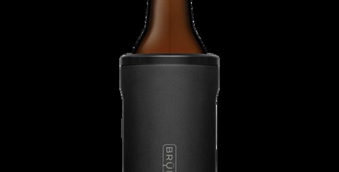 Brumate Hopsulator Bott'l Matte Black - 12 oz.