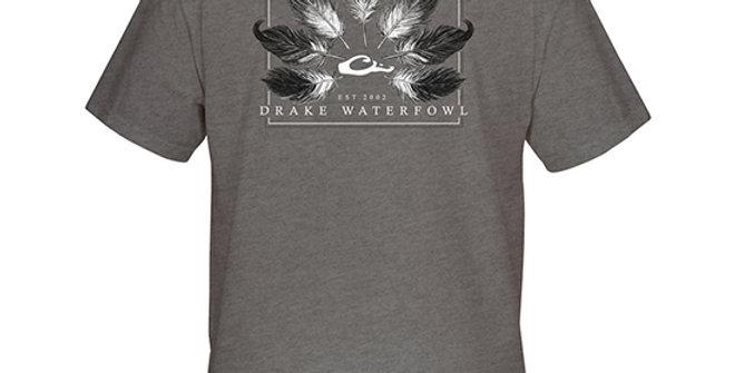 Drake Tail Feather T-Shirt