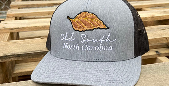 Old South North Carolina Tobacco Hat