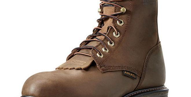 Ariat Men's WorkHog 8-inch Waterproof Composite Toe Boot