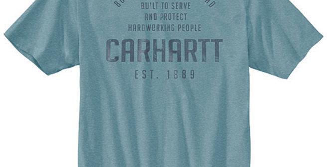 Carhartt Men's Loose Fit Heavyweight Railroad T-Shirt