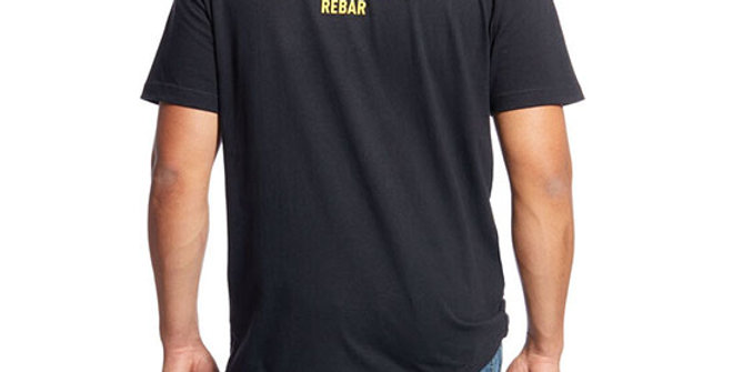Ariat Rebar Cotton Strong Logo T-Shirt