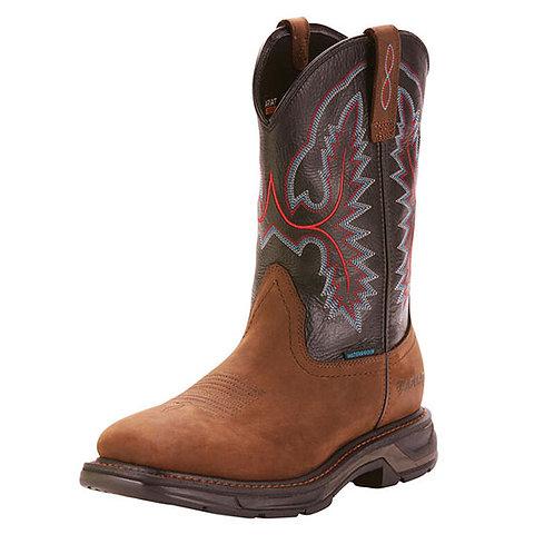 Ariat Men's WorkHog XT Waterproof Work Boot
