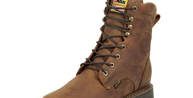 Justin Balusters Aged Bark Waterproof Boot